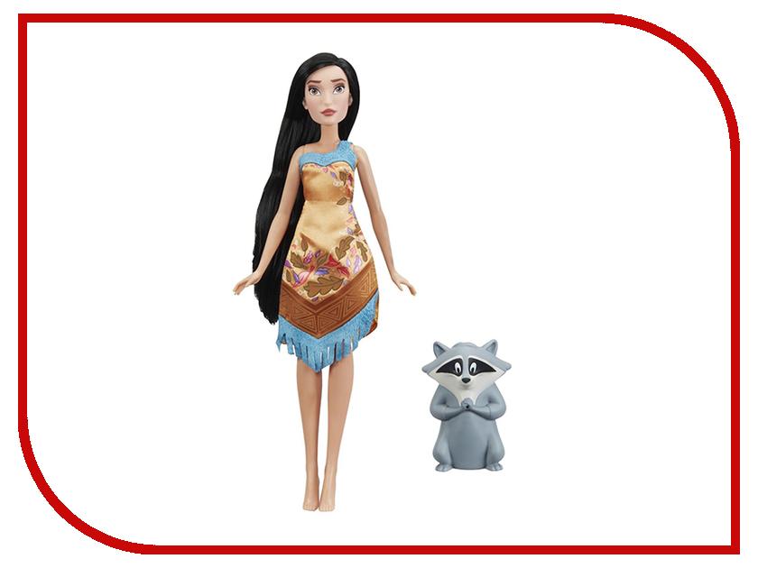 Игрушка Hasbro Disney Princess Кукла водная тематика E0053
