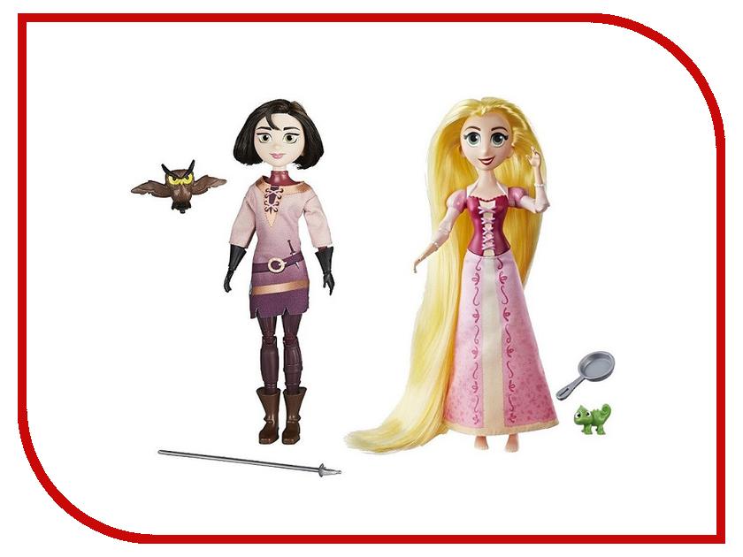 Игрушка Hasbro Disney Princess Рапунцель Кукла E0065 hasbro disney princess c1752 рапунцель поющая кукла