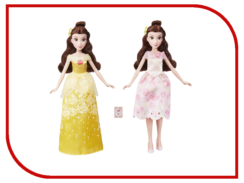 Игрушка Hasbro Disney Princess Кукла с двумя нарядами E0073 tm070rdhp17 00 tm070rdhp17 lcd displays screen