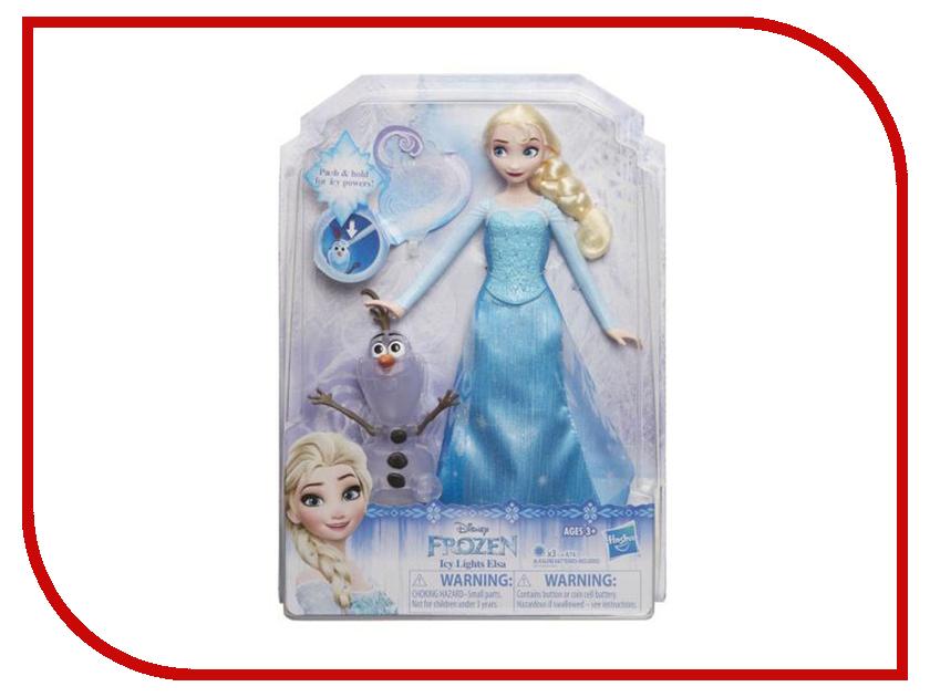 Игрушка Hasbro Disney Princess Холодное сердце Кукла Эльза и волшебство E0085