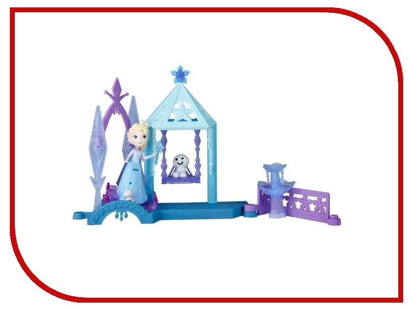 Игрушка Hasbro Disney Princess Холодное сердце Игровой наборДомик E0096 игровой набор hasbro disney frozen e0094 холодное сердце спальня эльзы