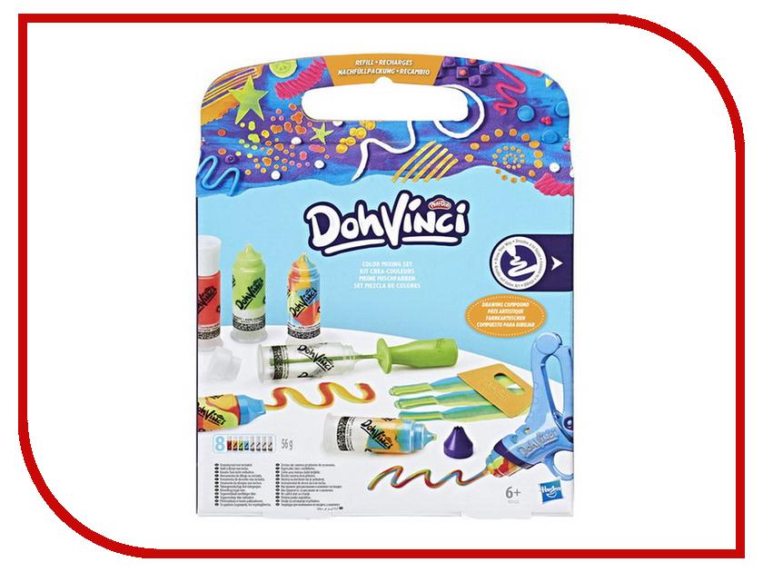 Игрушка Hasbro DohVinci НаборСмешай Цвета E0122 игрушка hasbro furby коннект яркие цвета turquoise pink b6083