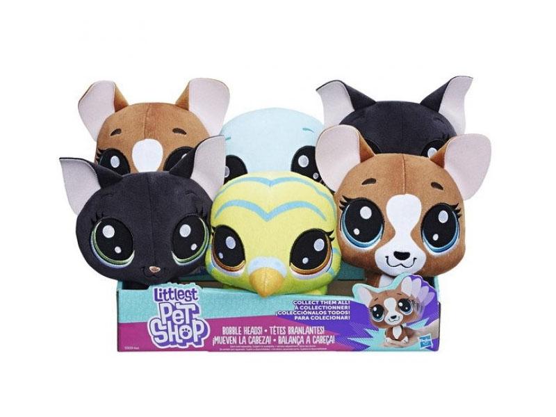Игрушка Hasbro Pet Shop Четвероногий Пет E0139 hasbro мягкая игрушка little pet shop черепашка