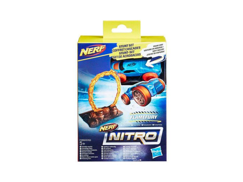 Игрушка Hasbro Nerf Нитро Препятствие E0153 игрушка hasbro nerf нитро трамплин e0856