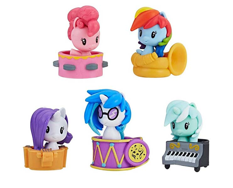 Игрушка Hasbro My Little Pony Милашка Пони набор E0193