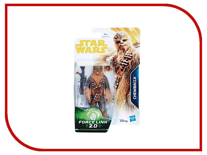 Игрушка Hasbro Star Wars Фигурка интерактивная E0323 hasbro интерактивная фигурка первого мстителя