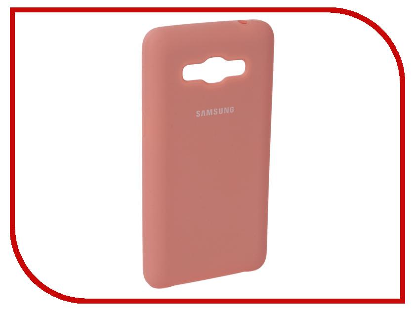 Аксессуар Чехол для Samsung Galaxy J2 Prime G532F 2016 Innovation Silicone Pink 10656 pink tree design pu кожа флип крышку кошелек карты держатель чехол для samsung j2