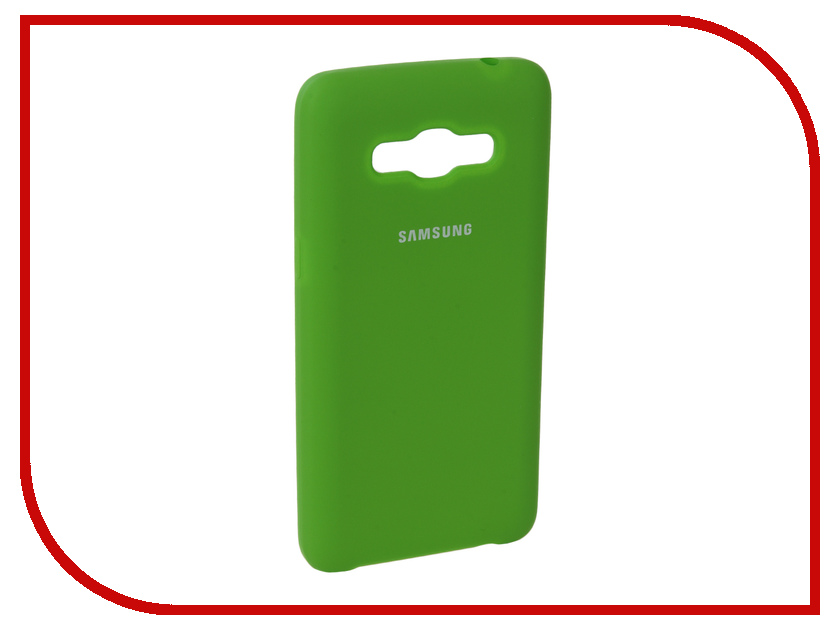 Аксессуар Чехол для Samsung Galaxy J2 Prime G532F 2016 Innovation Silicone Green 10653 аксессуар чехол для samsung galaxy a5 2017 innovation silicone coral 10646