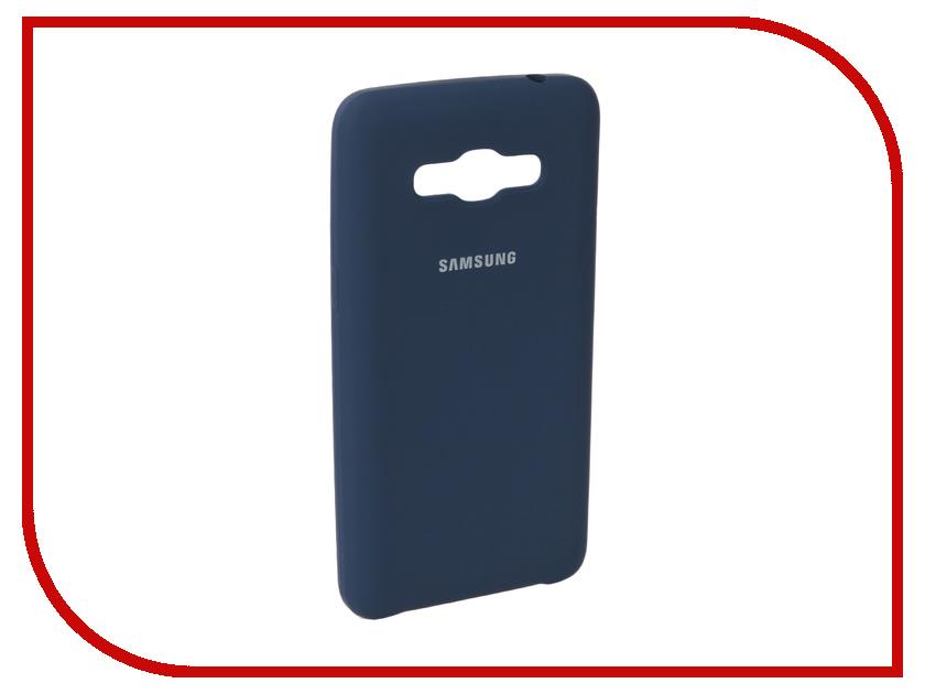 Аксессуар Чехол для Samsung Galaxy J2 Prime G532F 2016 Innovation Silicone Blue 10657 аксессуар чехол накладка для samsung galaxy j1 mini 2016 innovation silicone 0 33mm transparent 12031
