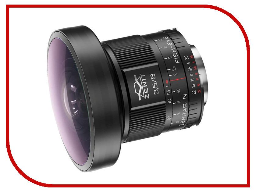 Zakazat.ru: Объектив Зенит МС Зенитар-С Canon 8 mm F/3.5