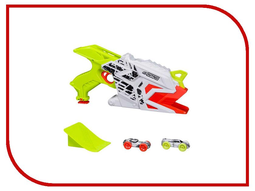 Игрушка Hasbro Nerf Нитро Аэрофьюри E0408 nerf игрушка для собак nerf кольца резиновые с нейлоновой перемычкой 32 5 см
