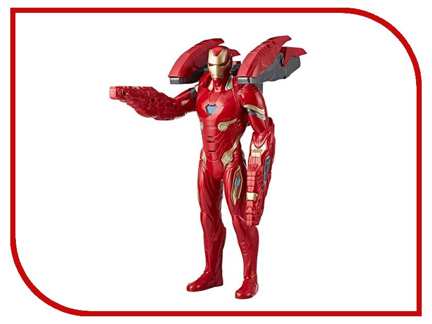 Игрушка Hasbro Avengers Movie Железный человек в усиленной броне E0560