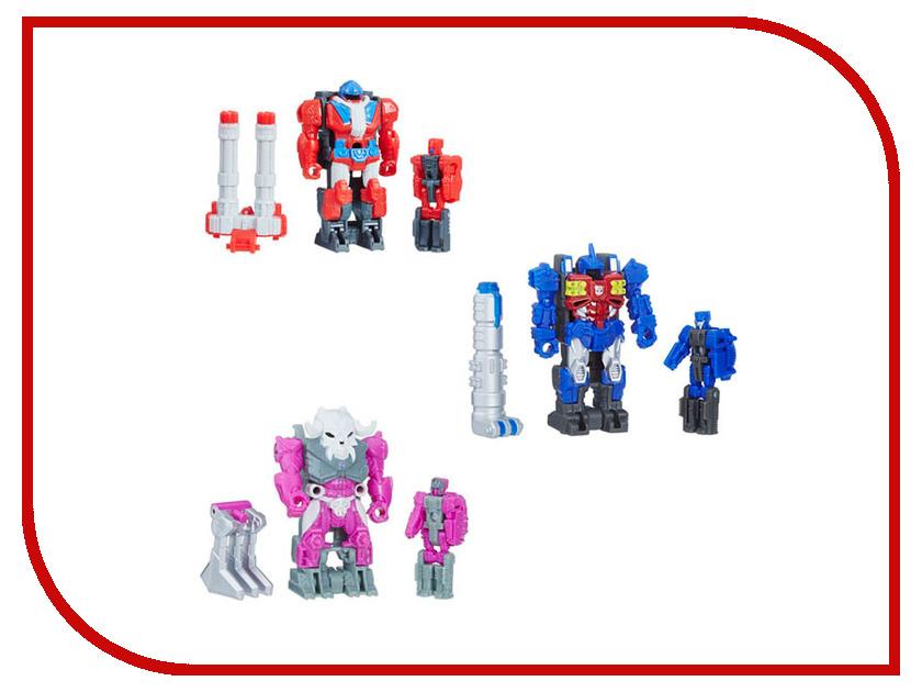 Игрушка Hasbro Transformers Дженерейшнз Ядро E0566 игрушка трансформер дженерейшнз делюкс