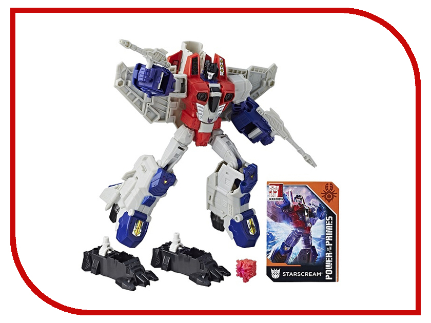 Игрушка Hasbro Transformers Дженерейшнз Вояджер E0598 игрушка трансформер дженерейшнз делюкс