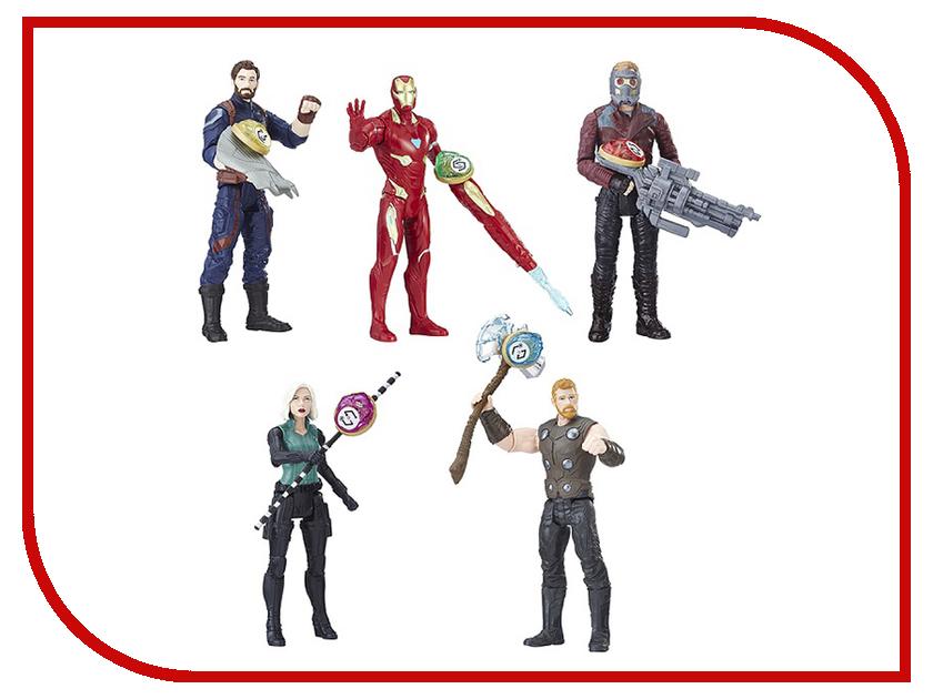 Игрушка Hasbro Avengers Movie Мстители с камнем E0605