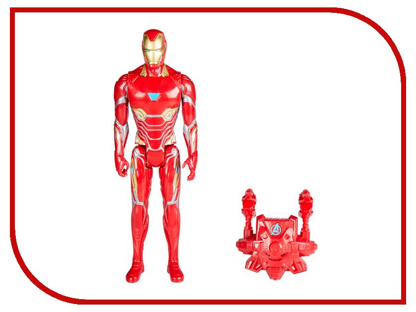 Игрушка Hasbro Avengers Movie Железный человек Пауэр Пэк E0606 фигурка капитан америка пауэр пэк hasbro e0607