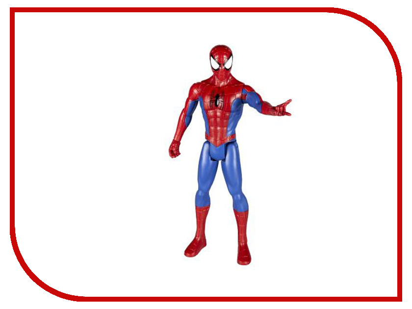 Игрушка Hasbro Spider-Man Человек-Паук Пауэр Пэк E0649 фигурка капитан америка пауэр пэк hasbro e0607