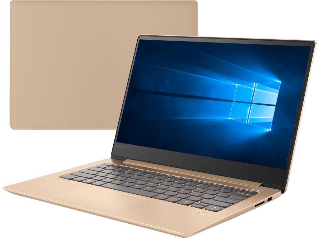 Ноутбук Lenovo IdeaPad 530S-14IKB 81EU00BBRU Copper (Intel Core i5-8250U 1.6 GHz/8192Mb/256Gb SSD/No ODD/Intel HD Graphics/Wi-Fi/Bluetooth/Cam/14.0/1920x1080/Windows 10 64-bit)