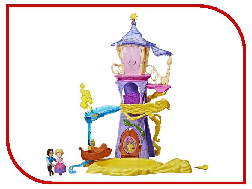 Игрушка Hasbro Disney Princess Дворец Рапунцель Movie E1700 hasbro кукла рапунцель принцессы дисней
