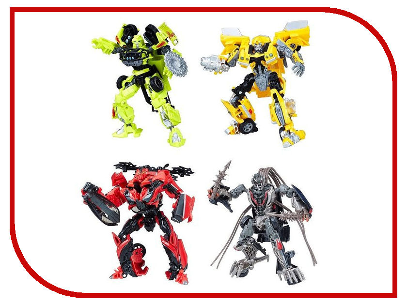 Игрушка Hasbro Transformers Трансформеры 6 Movie E0701