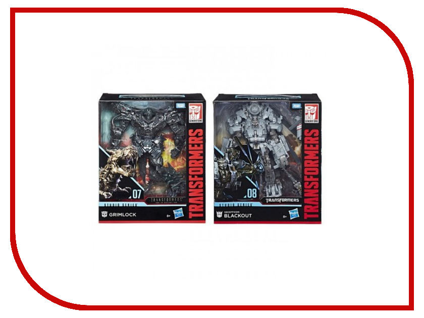 Игрушка Hasbro Transformers Трансформеры 6 Movie E0703