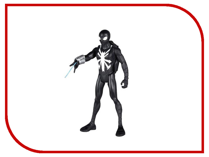 Игрушка Hasbro Spider-Man Фигурка с интерактивным аксессуаром E0808 spider man фигурка electro