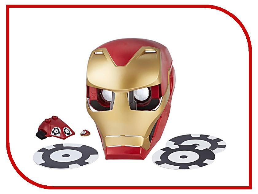 Игрушка Hasbro Avengers Movie Маска дополненной реальности E0849 игрушка hasbro avengers маска мстители b9945