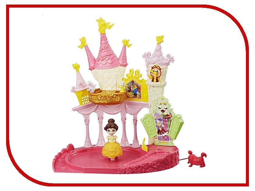 Игрушка Hasbro Disney Princess Magical Movers Дворец Бэлль E1632 disney princess мини кукла бэлль