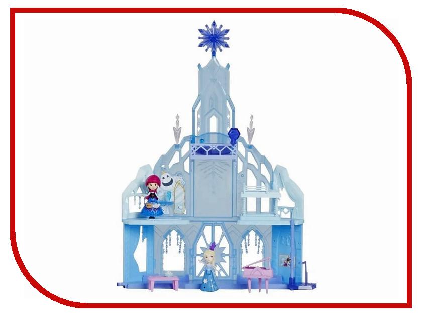 Игрушка Hasbro Disney Princess Холодное сердце Дворец Эльзы E1755 игровой набор hasbro disney frozen e0094 холодное сердце спальня эльзы
