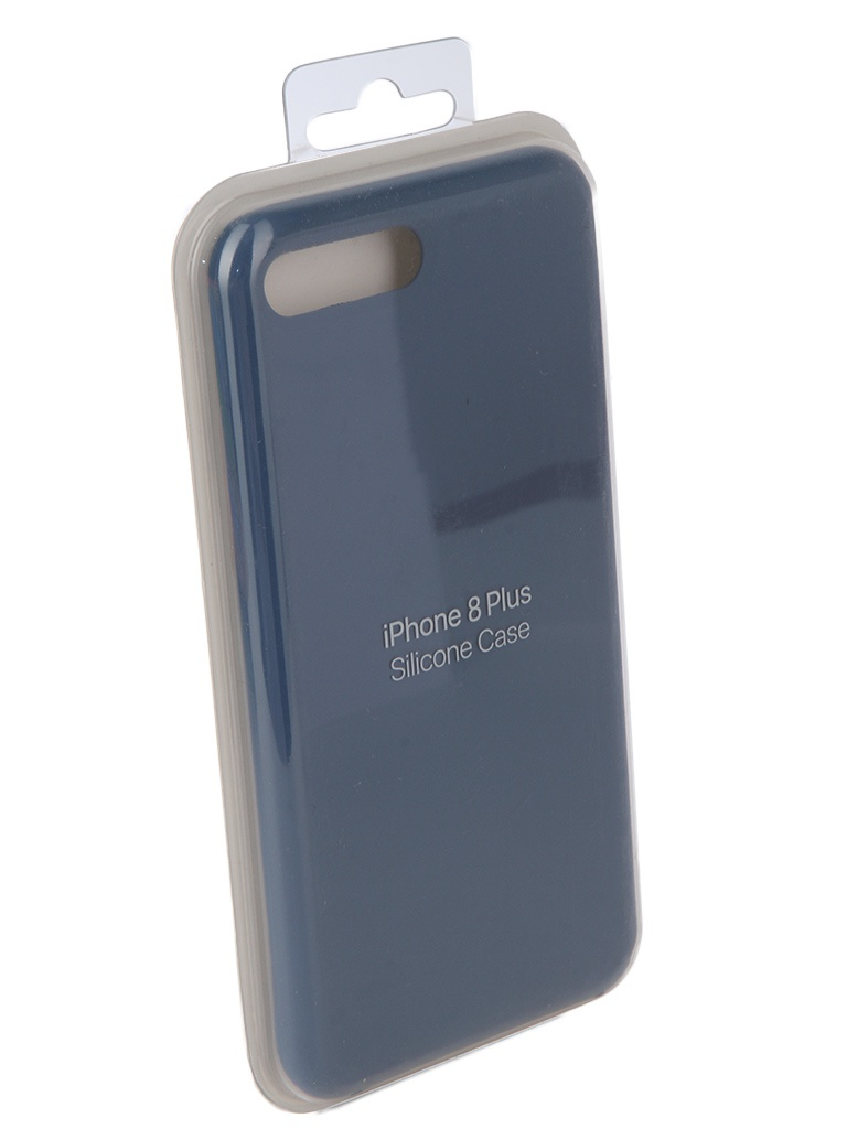 Чехол для APPLE iPhone 7 Plus / 8 Innovation Silicone Case Blue 10624