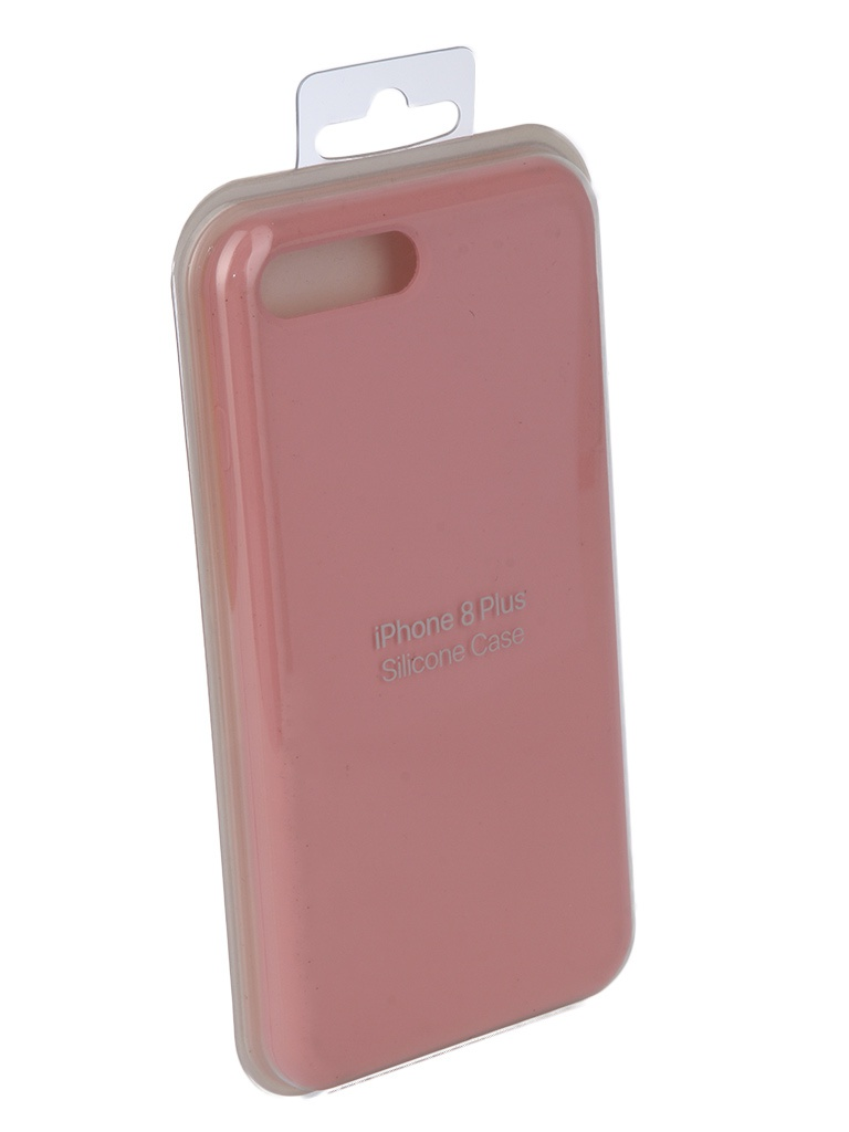 Чехол для APPLE iPhone 7 Plus / 8 Innovation Silicone Case Pink 10277