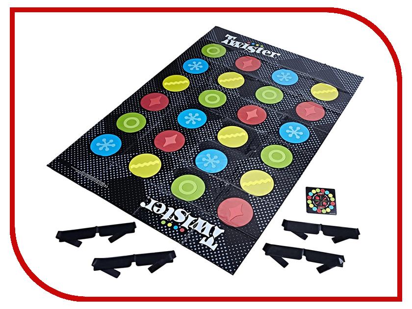 Игрушка Hasbro Games Твистер вслепую E1888 игрушка игра твистер hasbro games