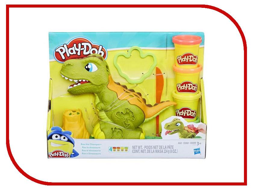 Игрушка Hasbro Play-Doh Могучий Динозавр E1952 hasbro игровой набор play dohмогучий динозавр