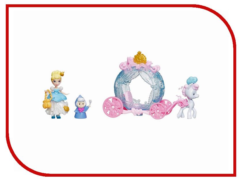 Игрушка Hasbro Disney Princess Принцесса Дисней сцена из фильма E2221 hasbro кукла принцесса аврора принцессы дисней