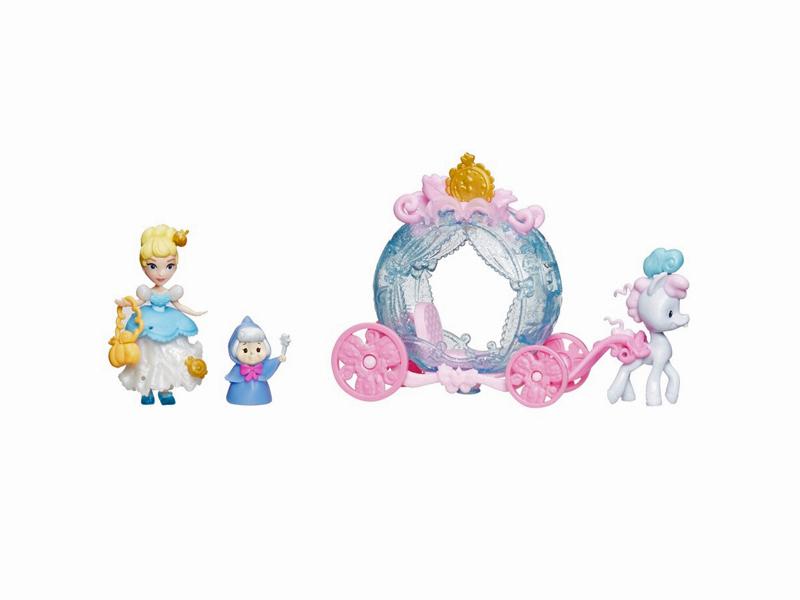 Игрушка Hasbro Disney Princess Принцесса Дисней сцена из фильма E2221
