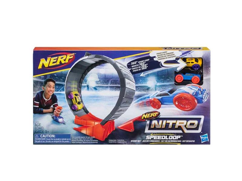 Игрушка Hasbro Nerf Нитро Петля E2289