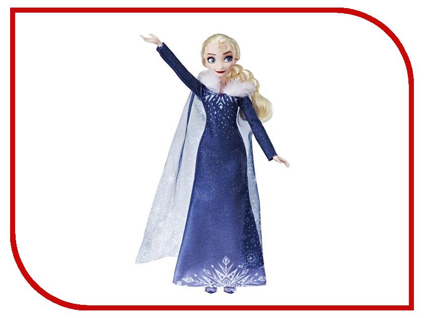 Игрушка Hasbro Disney Princess Холодное сердце Кукла Рождество с Олафом E2658 hasbro кукла рапунцель принцессы дисней
