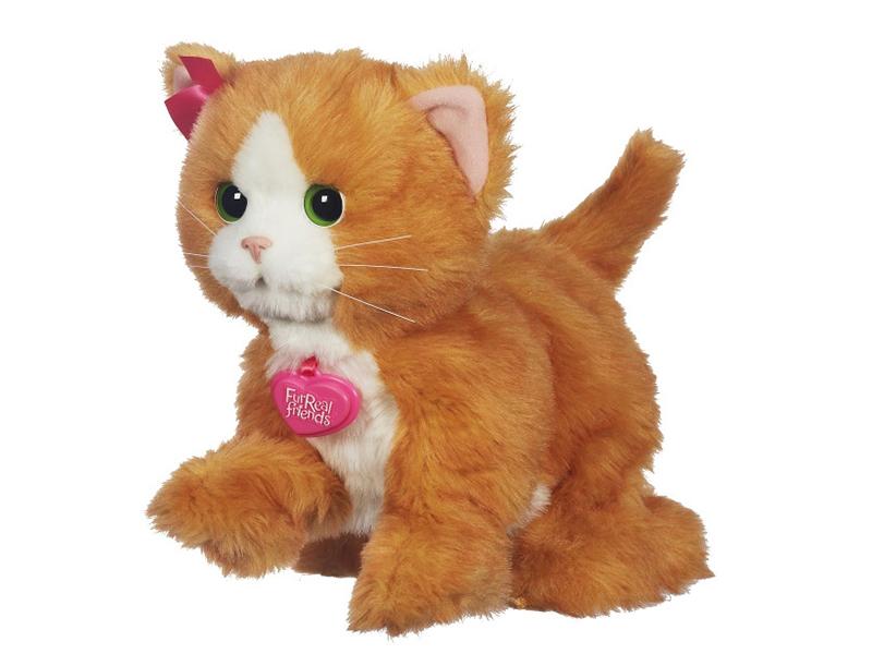 Игрушка Hasbro FurReal Frends Котенок игривый Дэйзи A2003