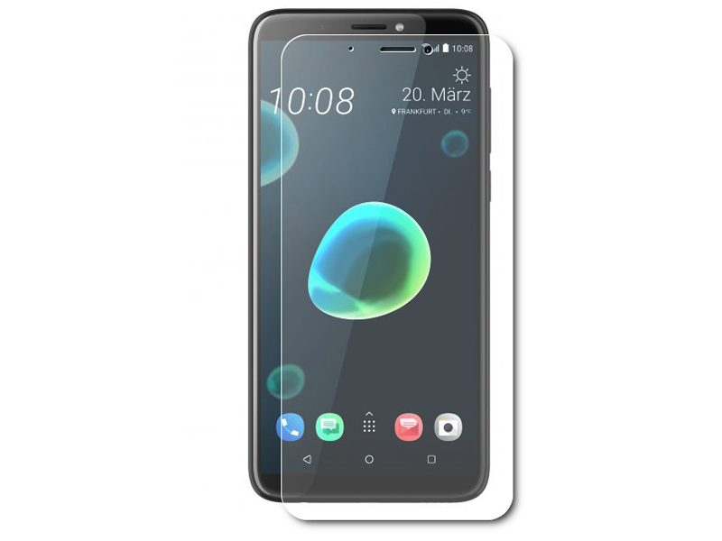 Аксессуар Защитное стекло Zibelino для HTC Desire 12 Plus TG 0.33mm 2.5D ZTG-HTC-DS-12-PL защитное стекло для htc desire 326g onext