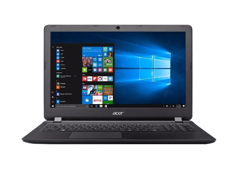 Ноутбук Acer Extensa EX2540-39AR Black NX.EFHER.034 (Intel Core i3-6006U 2.0 GHz/4096Mb/128Gb SSD/Intel HD Graphics/Wi-Fi/Bluetooth/Cam/15.6/1366x768/Linux)