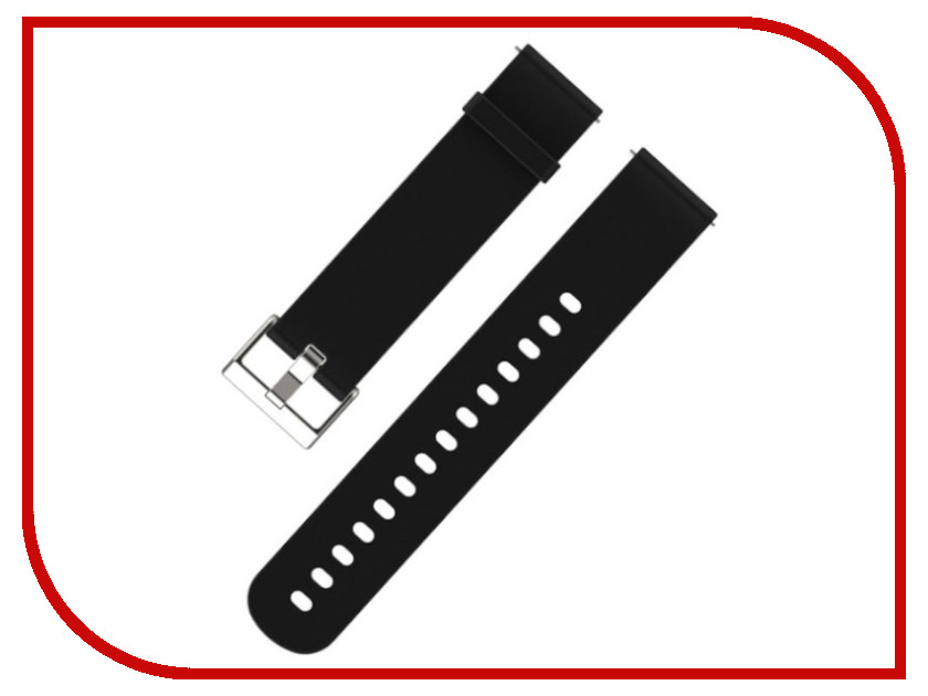 Аксессуар Ремешок Apres Mijobs для Xiaomi Amazfit Bip Black умные часы xiaomi amazfit watch band black pace smartwatch black