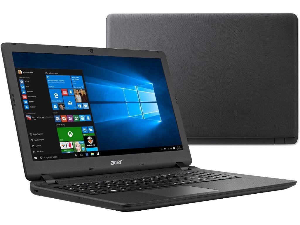 Ноутбук Acer Aspire ES1-523-294D Black NX.GKYER.013 (AMD E1-7010 1.5 GHz/4096Mb/500Gb/AMD Radeon R2/Wi-Fi/Bluetooth/Cam/15.6/1366x768/Windows 10 Home 64-bit) ноутбук hp 15 db0030ur maroon burgundy 4gy29ea amd e2 9000e 1 5 ghz 4096mb 500gb dvd rw amd radeon r2 wi fi bluetooth cam 15 6 1366x768 windows 10 home 64 bit