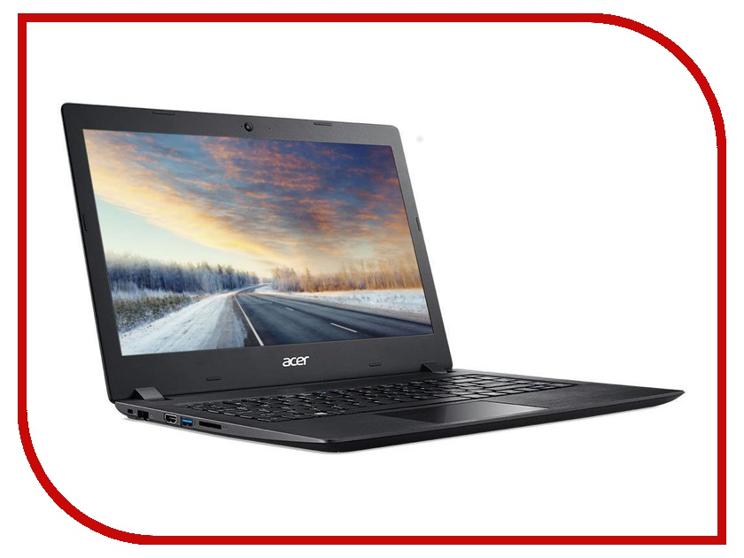 Ноутбук Acer Aspire A315-21G-4228 Black NX.GQ4ER.040 (AMD A4-9125 2.3 GHz/6144Mb/1000Gb/AMD Radeon 520 2048Mb/Wi-Fi/Bluetooth/Cam/15.6/1366x768/DOS) nokotion laptop motherboard for acer aspire e1 521 e300 cpu onboard ddr3 nb y1g11 002 nby1g11002 la 8531p warranty 60 days