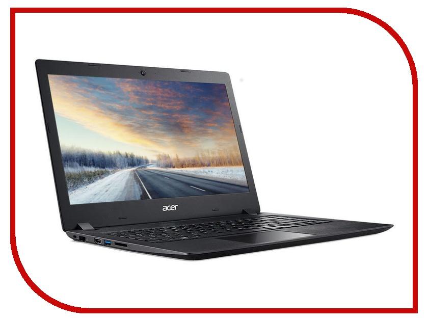 Ноутбук Acer Aspire A315-21G-4228 Black NX.GQ4ER.040 (AMD A4-9125 2.3 GHz/6144Mb/1000Gb/AMD Radeon 520 2048Mb/Wi-Fi/Bluetooth/Cam/15.6/1366x768/DOS) сумка aerlis 4228