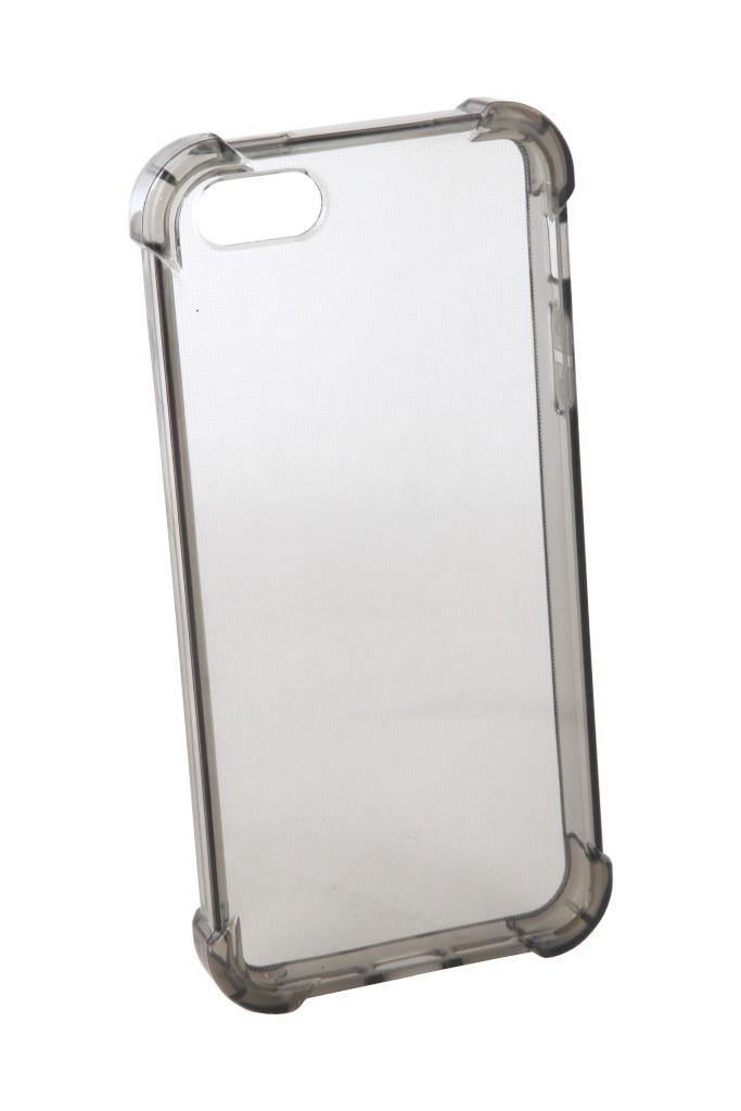 Фото - Аксессуар Чехол Innovation для APPLE iPhone 5 Silicone Black 12220 аксессуар