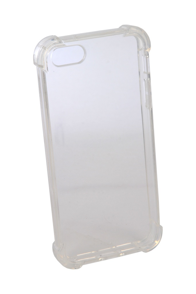 Аксессуар Чехол Innovation для APPLE iPhone 5 Silicone Transparent 12215