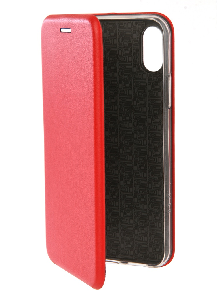 Аксессуар Чехол Innovation для APPLE iPhone 7 / 8 Book Silicone Red 12140 аксессуар чехол для apple iphone x innovation silicone case red 10302