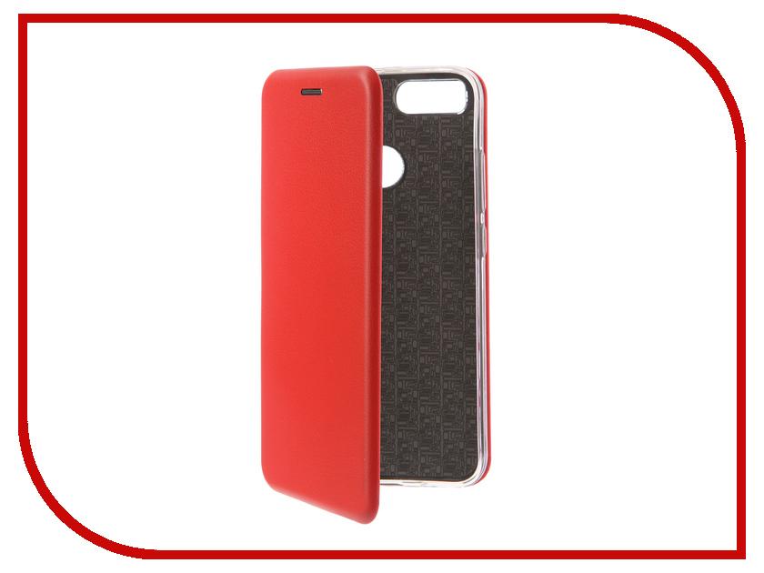 Аксессуар Чехол-книга для Xiaomi Mi5X / Mi A1 Innovation Book Silicone Red 12183 xiaomi mi5x global rom