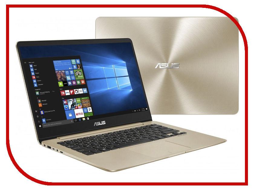 Ноутбук ASUS UX3400UA 90NB0EC6-M13040 Gold Metal (Intel Core i7-7500U 2.7 GHz/16384Mb/512Gb SSD/No ODD/Intel HD Graphics/Wi-Fi/Cam/14.0/1920x1080/Windows 10 64-bit)