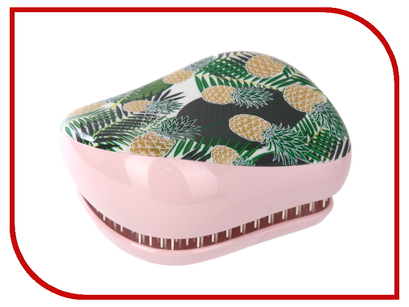 Расческа Tangle Teezer Compact Styler Palms & Pineapples 2133